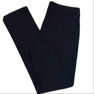 Eileen Fisher Pants Small Black Pull On Stretch